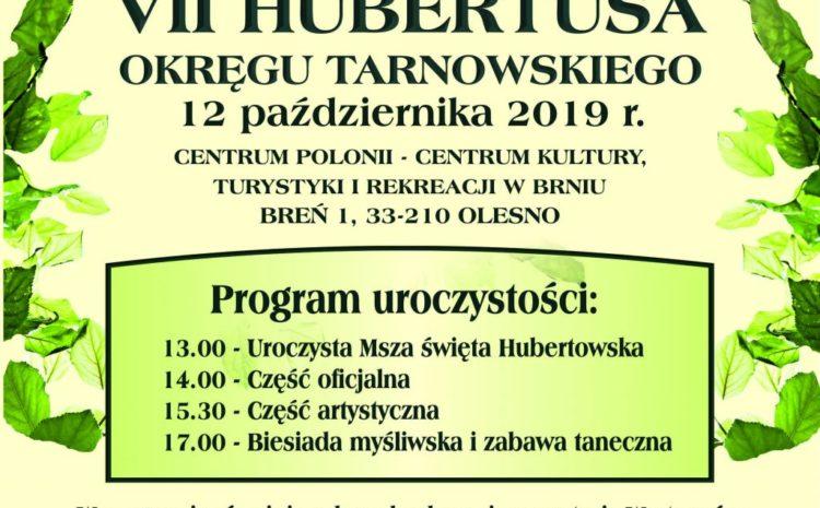 VII Hubertus Okręgu Tarnowskiego
